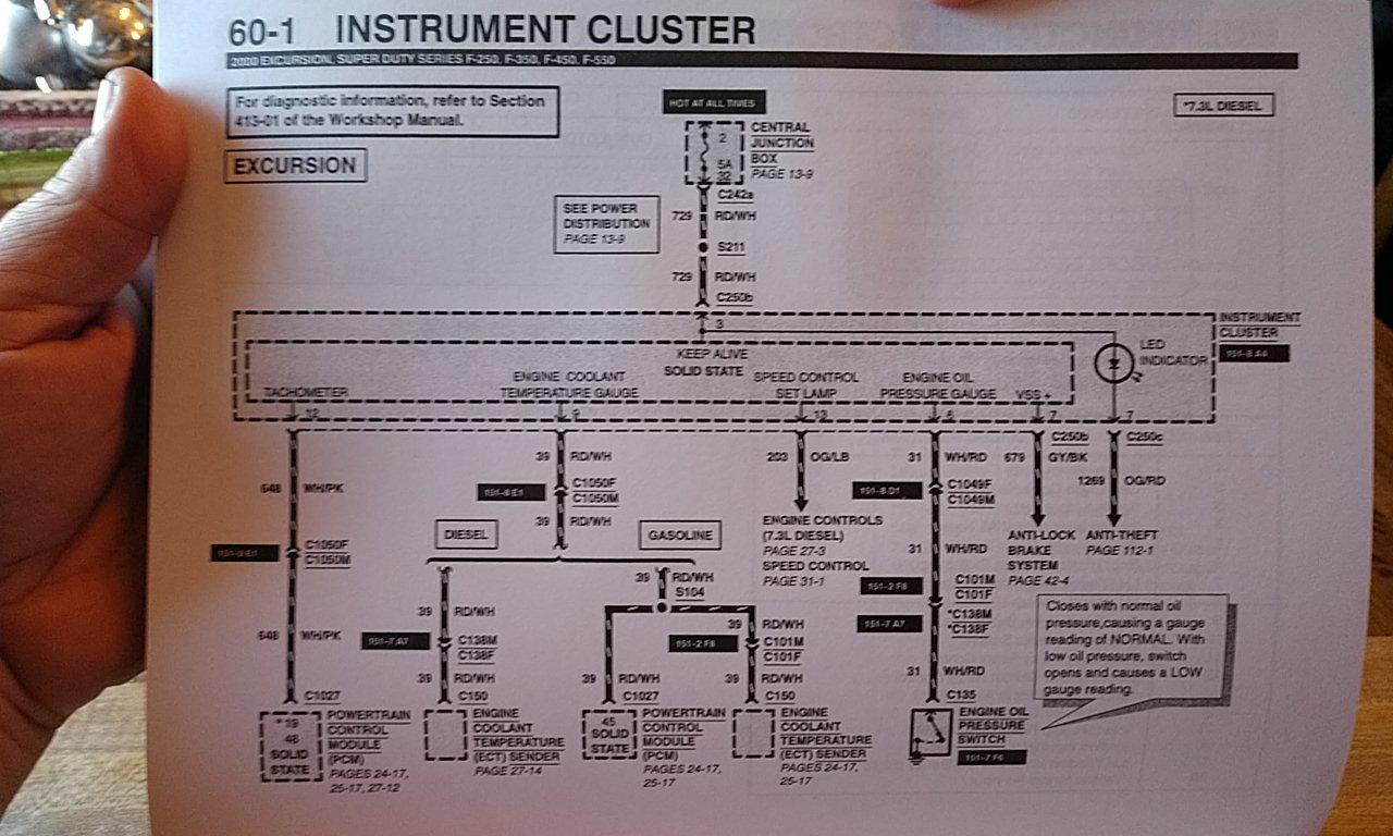 2000 ford excursion 6.8l v10 pcm wiring diagram - ford truck enthusiasts  forums  ford truck enthusiasts