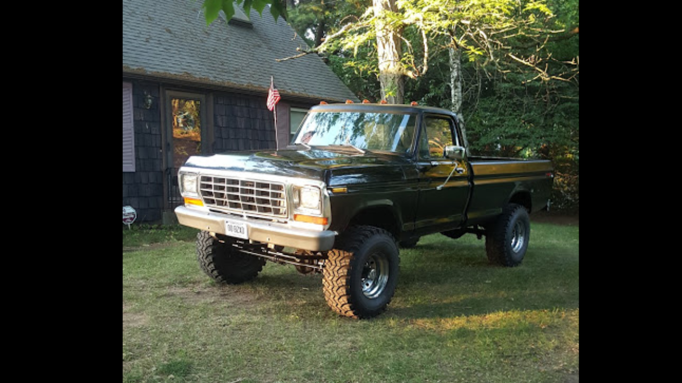 79 f 250 4x4 small lift options ford truck enthusiasts forums. Black Bedroom Furniture Sets. Home Design Ideas