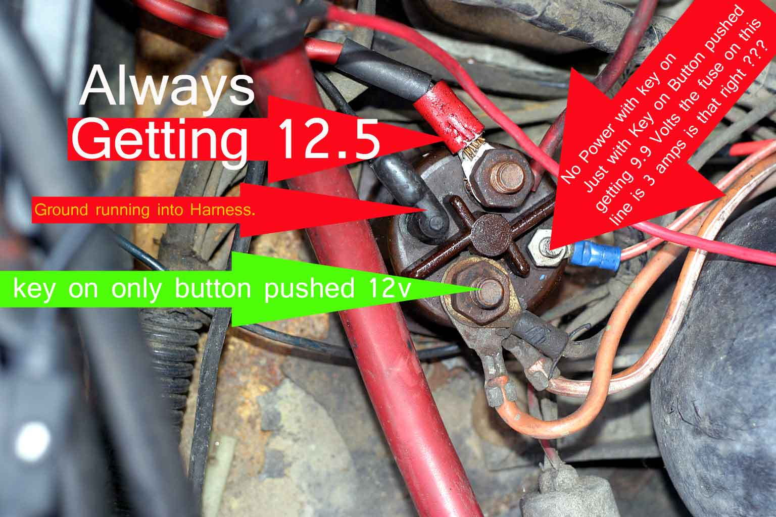1339432 Manual Glow Plug Test on toyota pickup wiring harness replacement