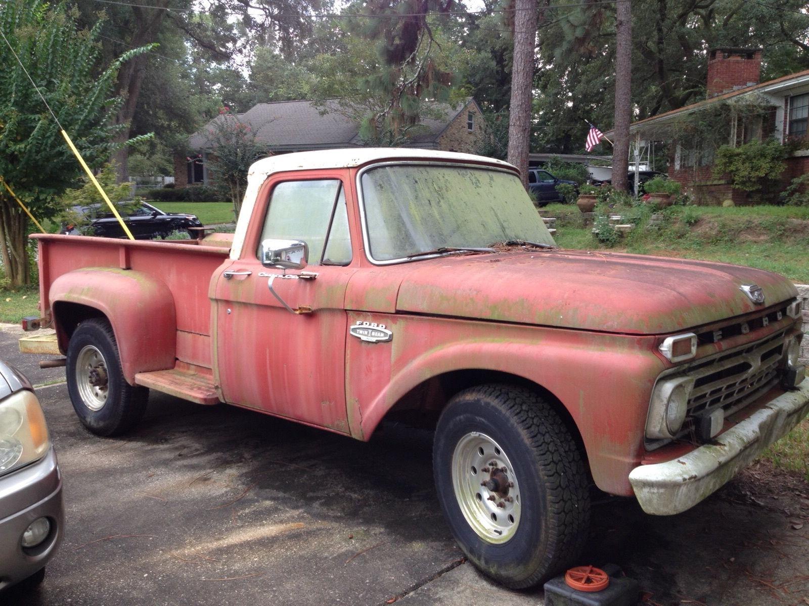 should i buy 1966 f250 ford truck enthusiasts forums. Black Bedroom Furniture Sets. Home Design Ideas