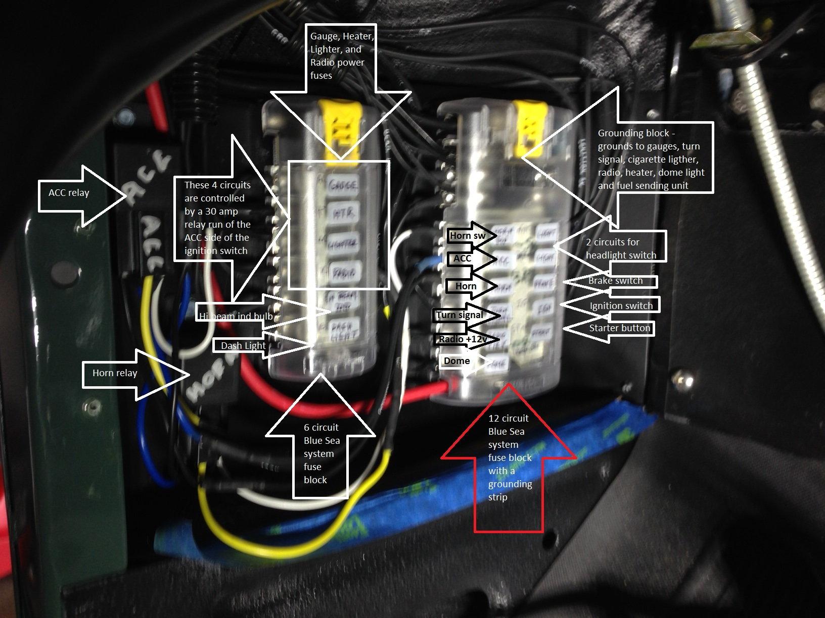 Starter Solenoid Wiring Diagram Besides 6 Volt Positive Ground Wiring