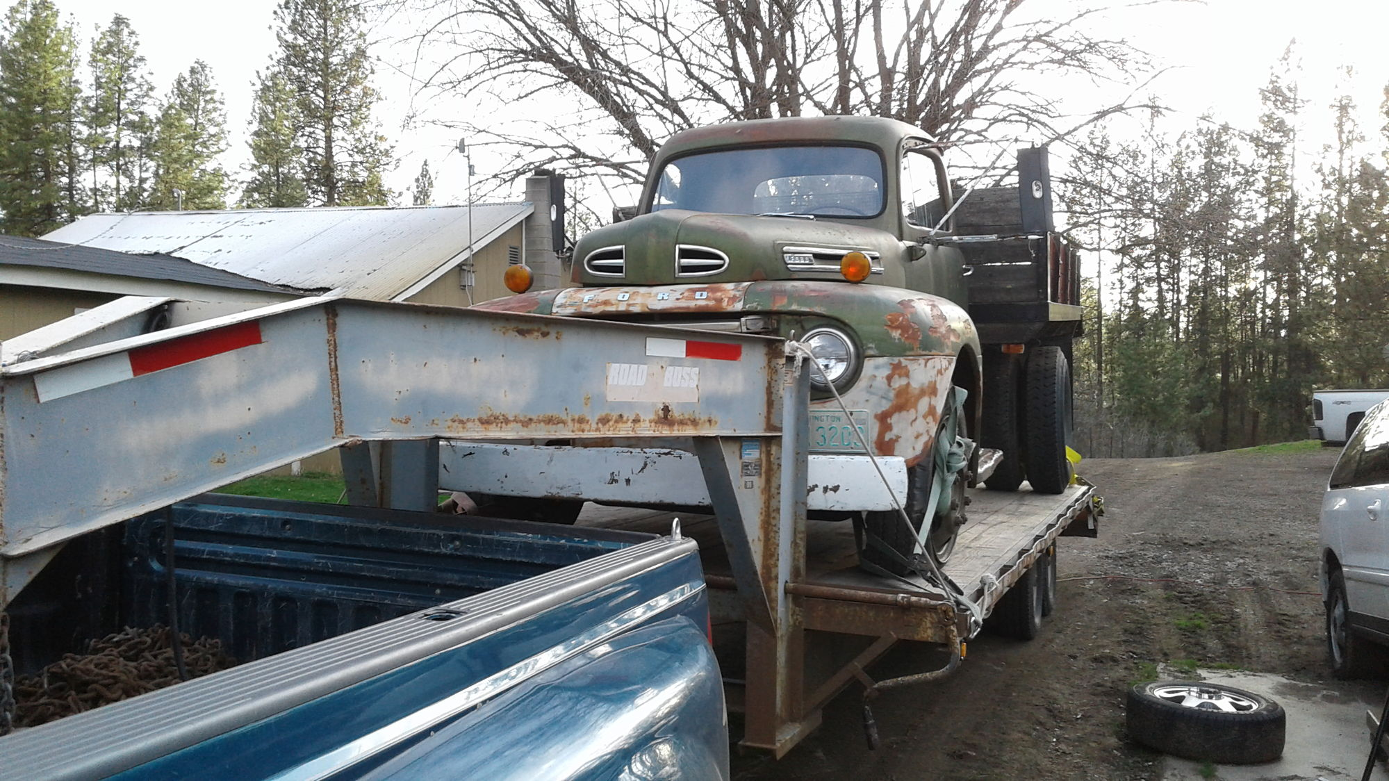 Widowmakers on 1948 F7 Ford Truck Enthusiasts Forums