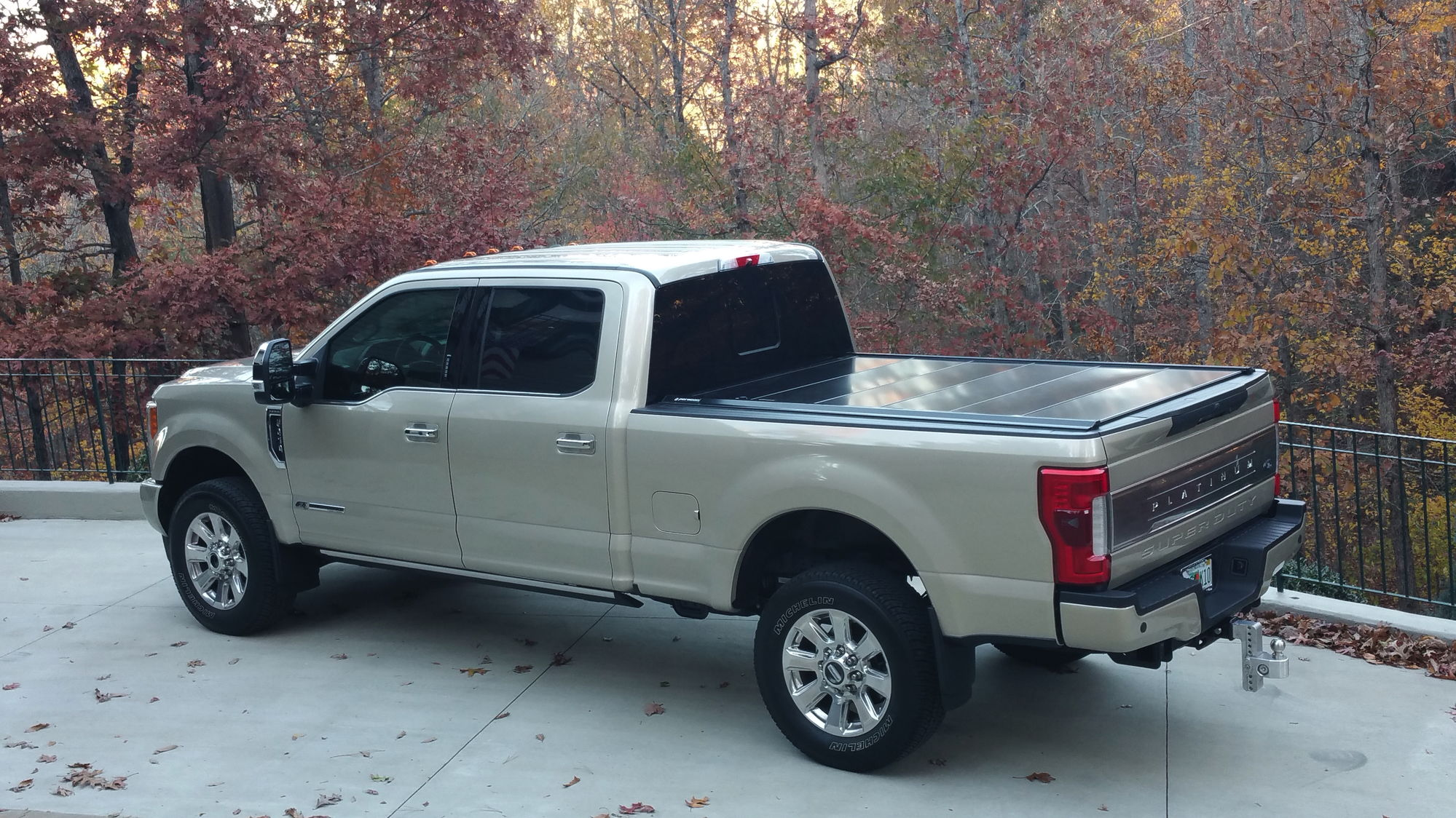 New Paragon Bed Cover Ford Truck Enthusiasts Forums