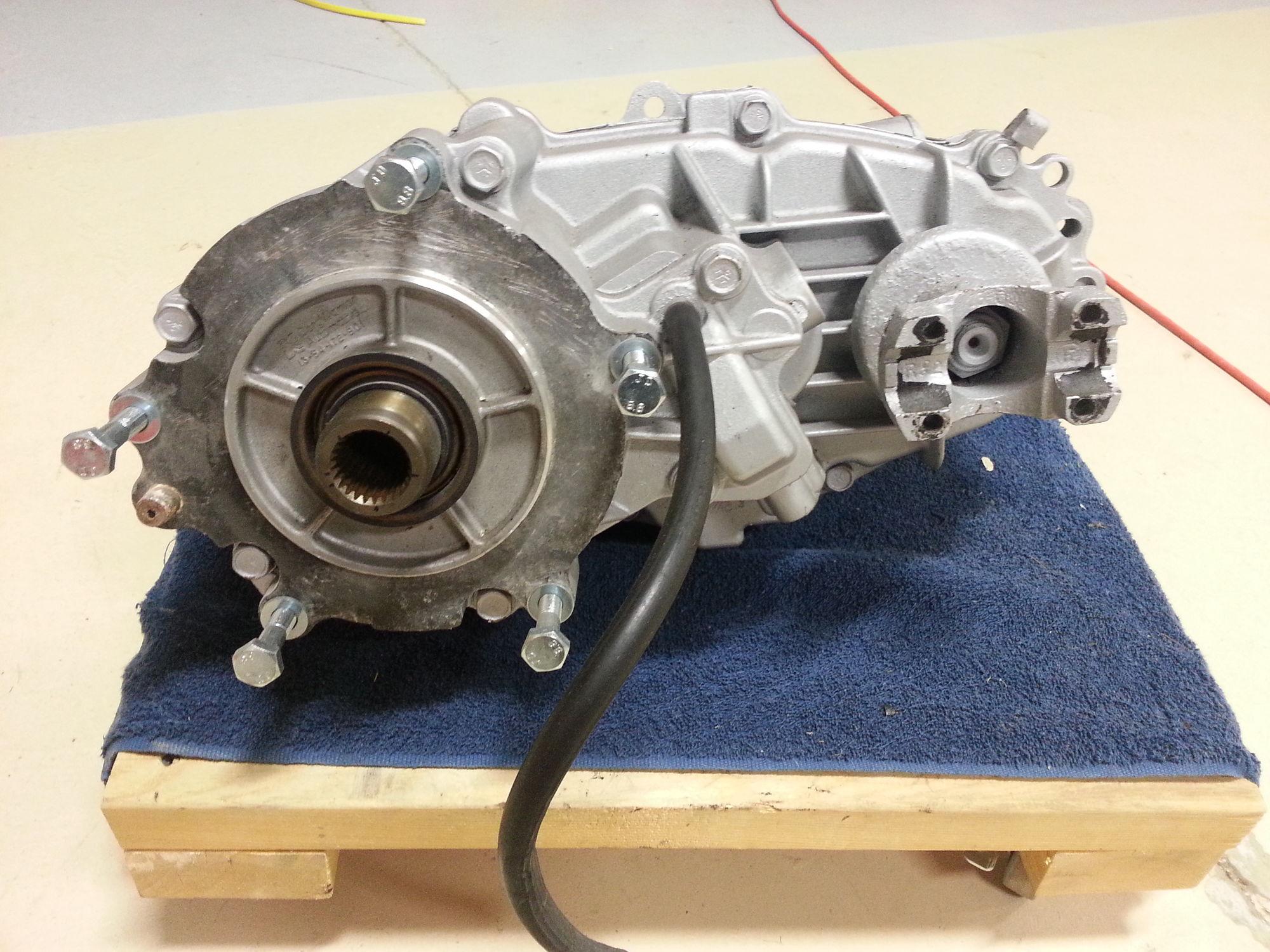 A D Def E A F A Db B on Ford Ranger 3 0l Engine