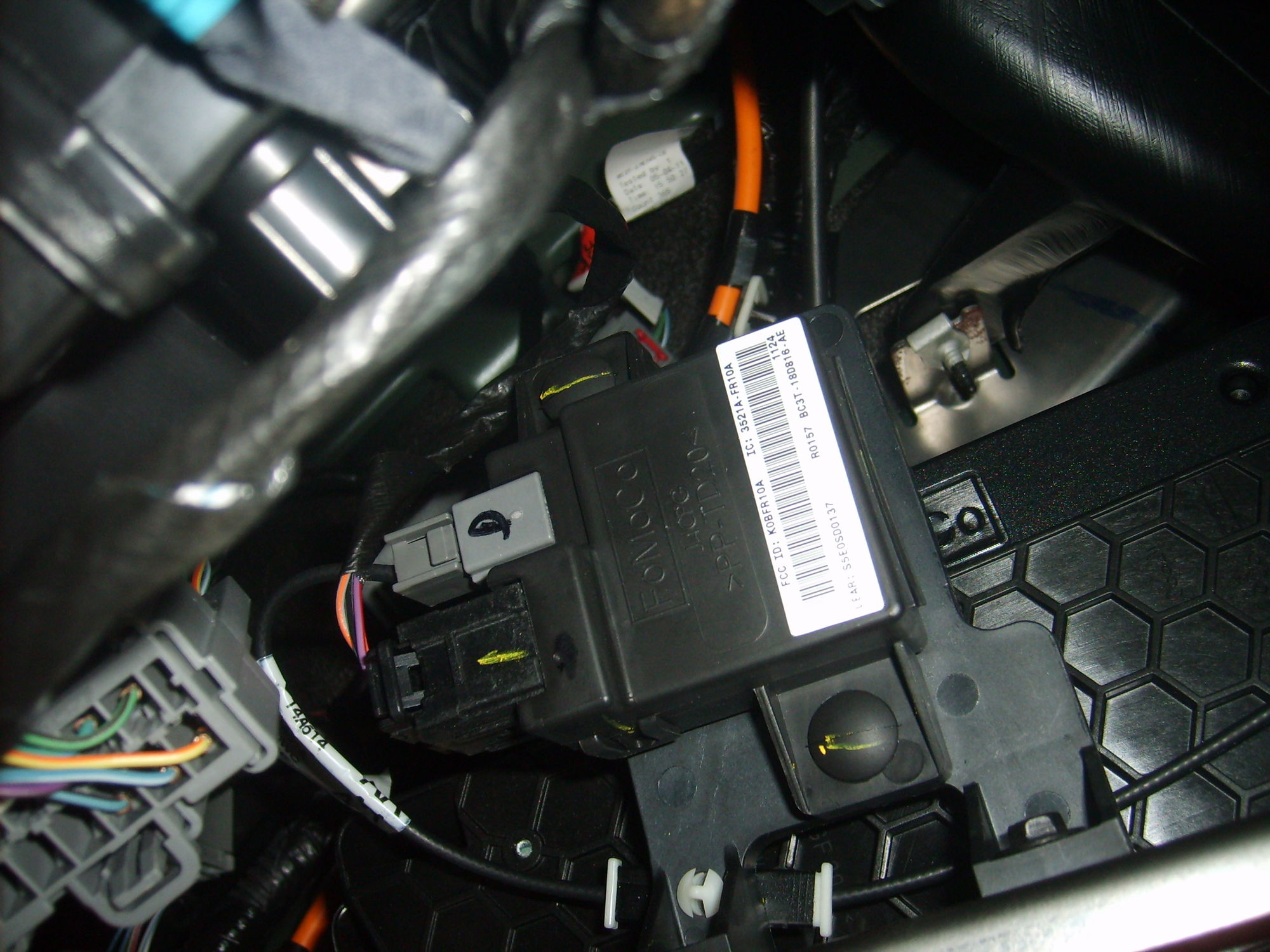 Factory Bluetooth Module? - Ford Truck Enthusiasts Forums