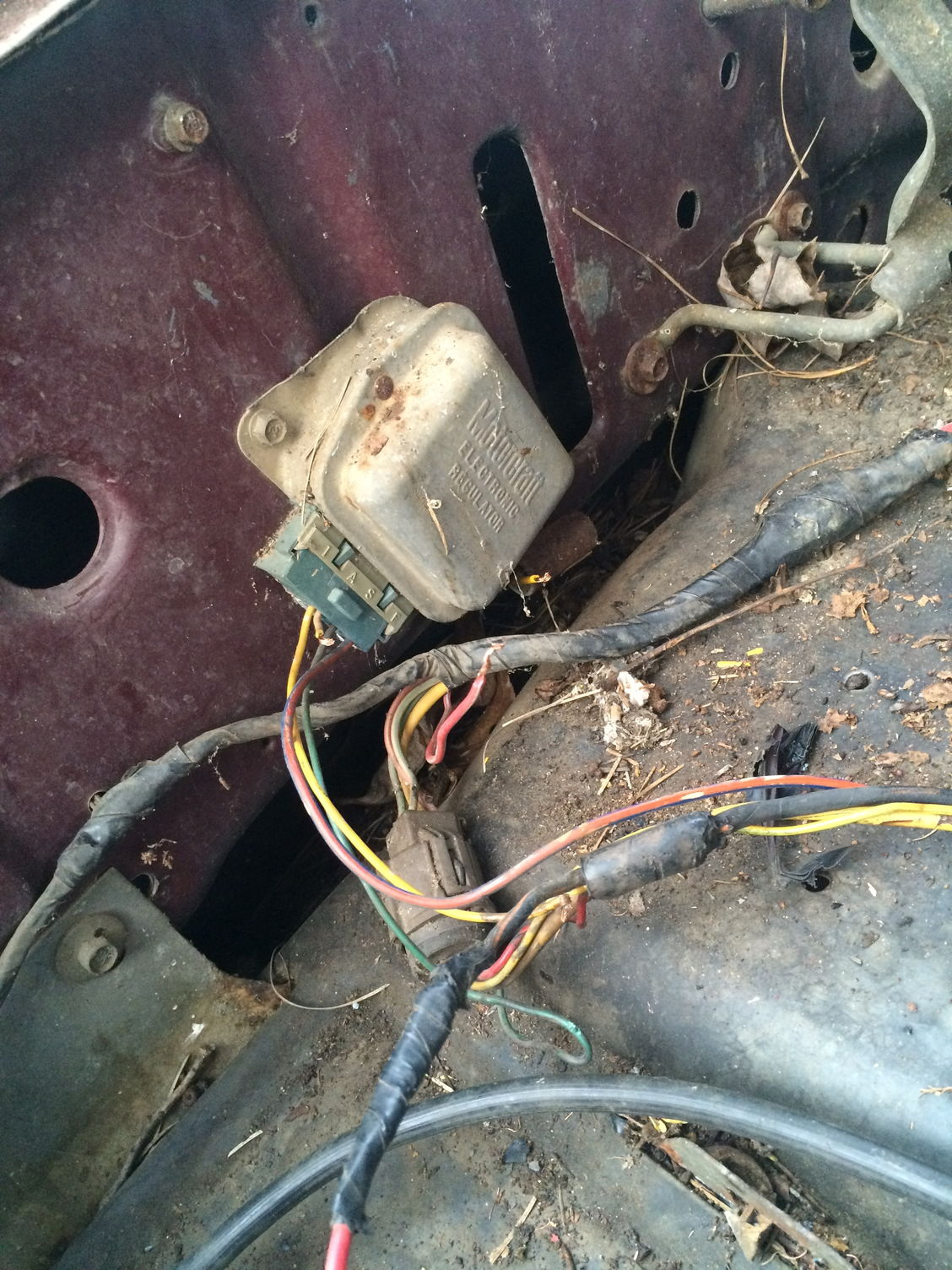 1982 f100 wiring issue - Ford Truck Enthusiasts Forums