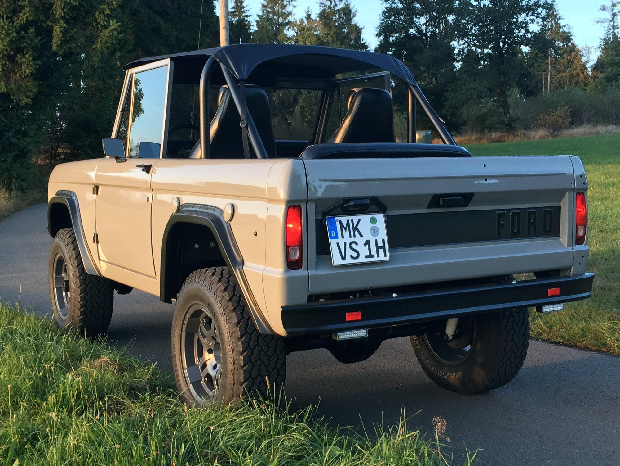 New Bronco Driver - Deutschland - Ford Truck Enthusiasts ...