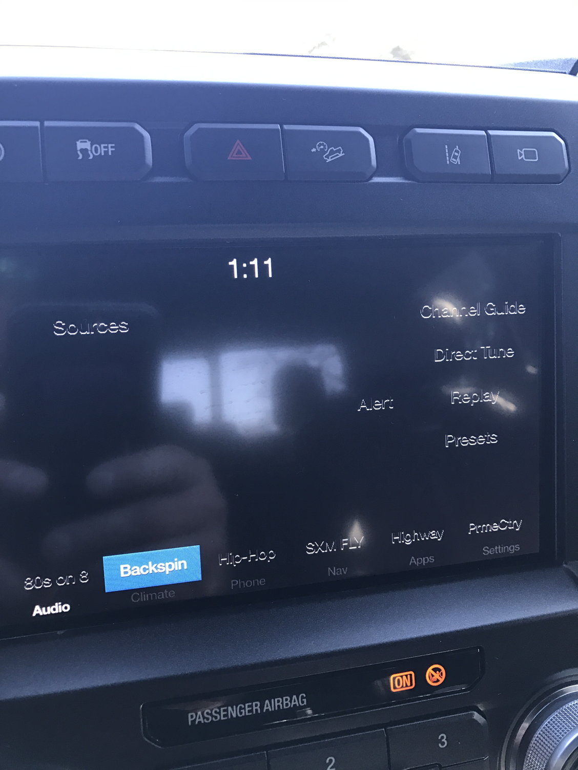 Sync 3 screen went black - Ford Truck Enthusiasts Forums