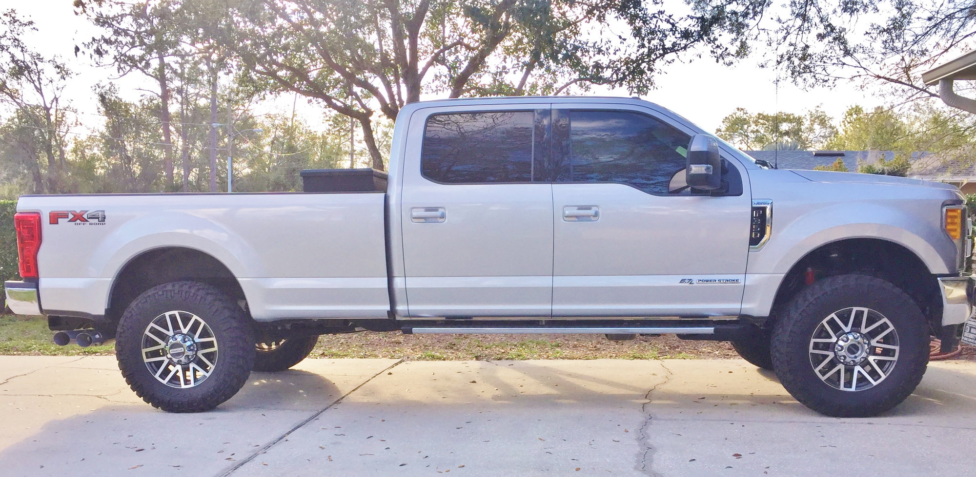 37s on stock rims - Ford Truck Enthusiasts Forums