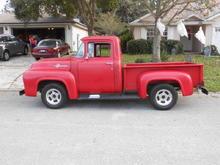 1956 F100