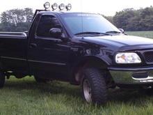 1997 F150 4X4
