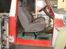 Chrysler Concorde electric seats