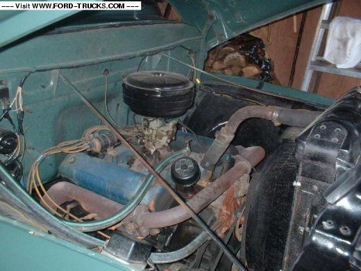 Big Oil Bath Air Cleaner : Newbie can t remove oil bath air cleaner ford truck
