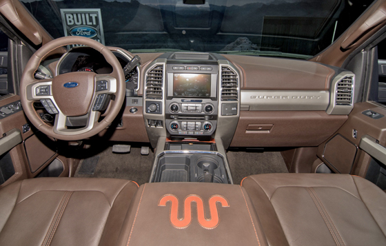 King Ranch Leather Ford Truck Enthusiasts Forums
