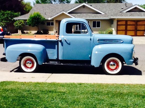 My 1951 5 star