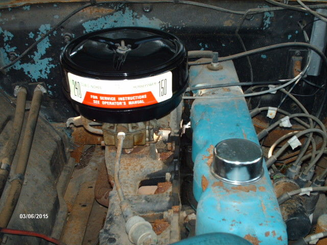 Truck Oil Bath Air Cleaner : Oil bath efficiency ford truck enthusiasts forums