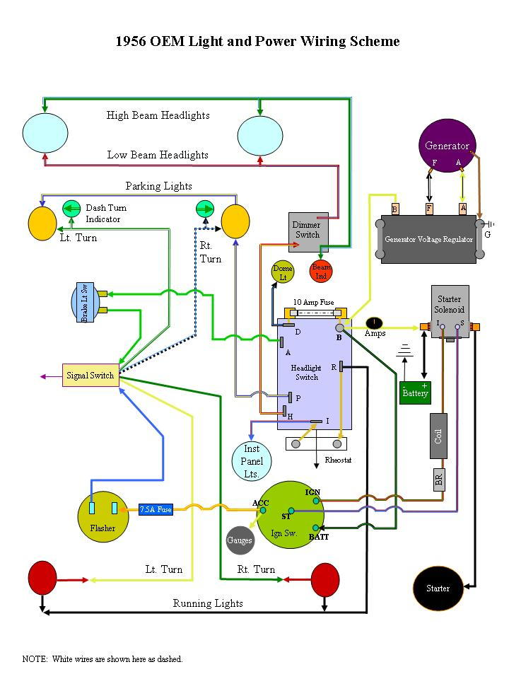 wire diagram for 56 headlight switch - Ford Truck Enthusiasts Forums | Ford F100 Light Switch Wiring Diagram |  | Ford Truck Enthusiasts