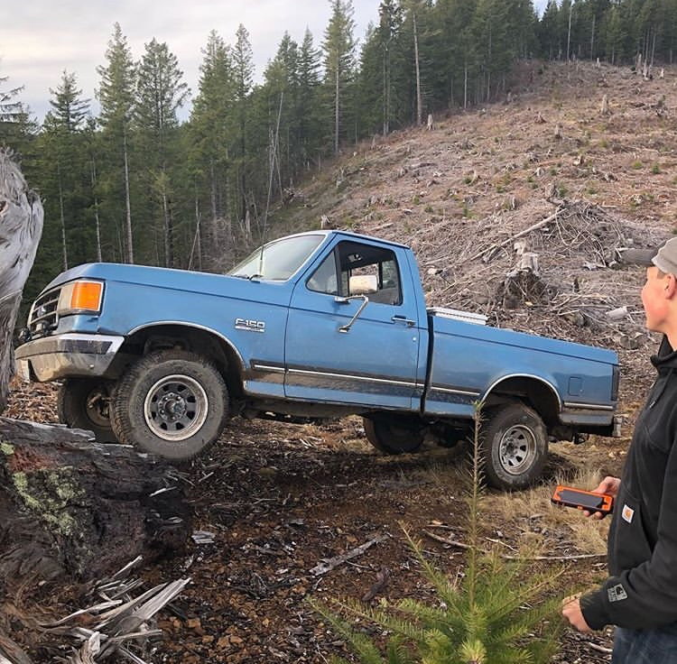 I Need Some Help 1990 Ford F-150 Lift And Tires