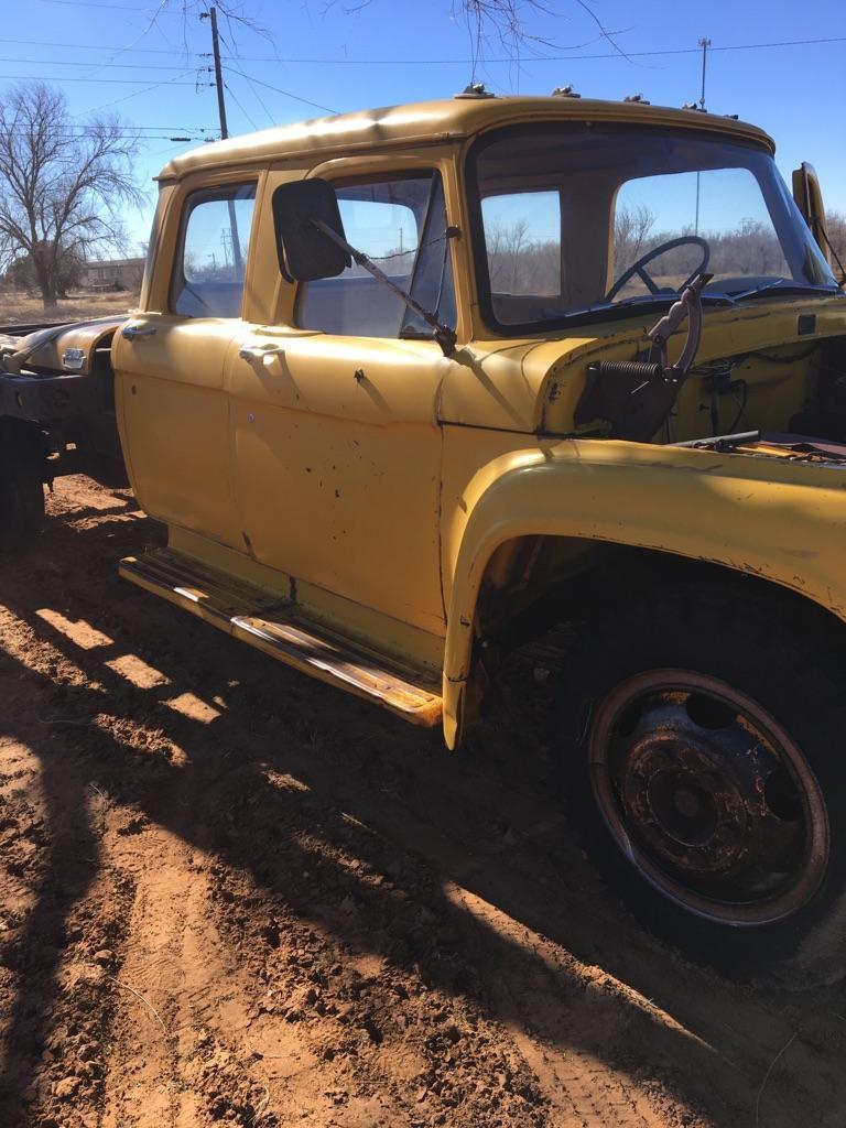 My New Truck 1966 F600