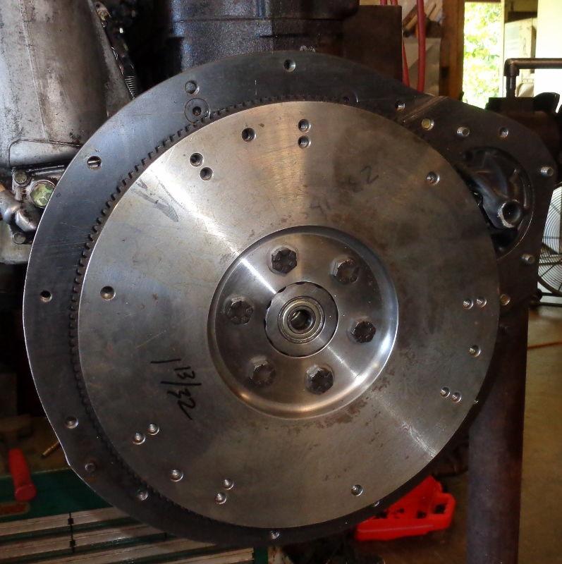 1949 F4 V8 To Mercedes Diesel Build Thread