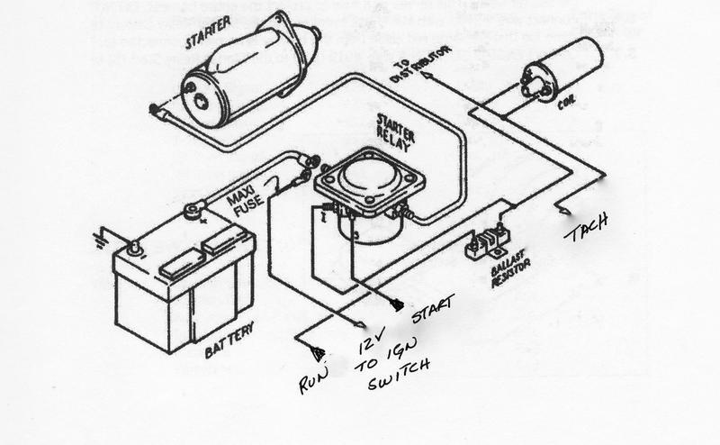 942267 Ballest Resistor on oliver tractor wiring diagram