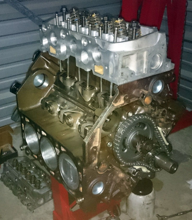 Ford 4 2 And 3 8 Rwd Engine Blocks Are Not The Same