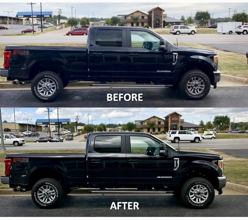 2017 F250 Leveling Kit >> Leveling Kit Ford Truck Enthusiasts Forums