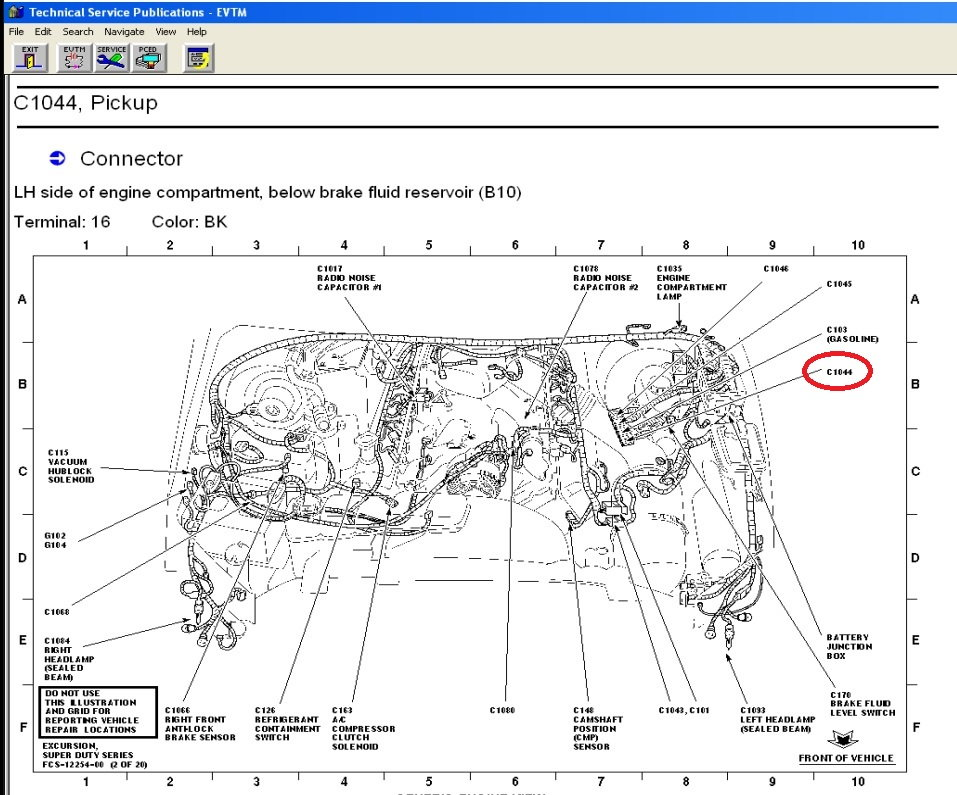 Reverse Wire Location - Page 3