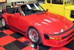 1986 Porsche 911 SC Cabriolet with Turbo