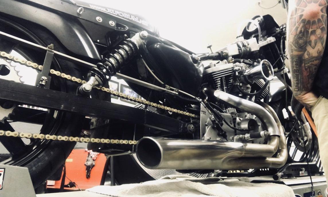 2018 Hammer 1275 Super Street - Harley Davidson Forums