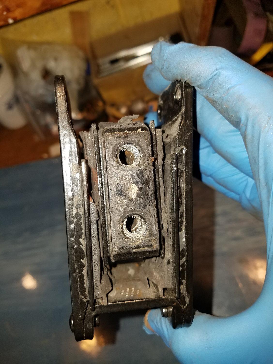 Custom Cycle Engineering rear motor mount? - Page 2 - Harley