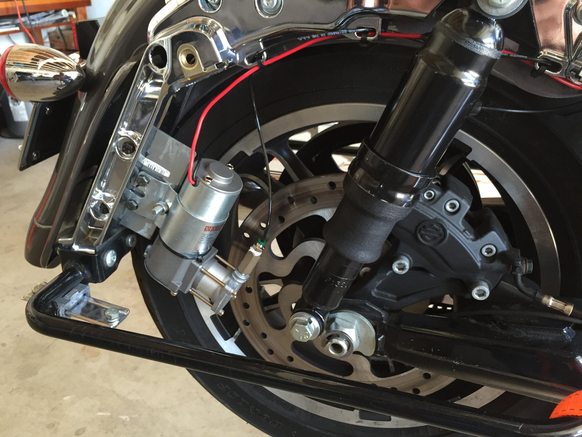 DIY Air ride wiring help?? - Harley Davidson Forums Harley Davidson Airride Wiring Diagram on