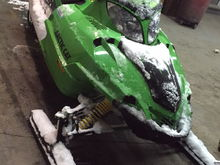 The Sled: 2003 Arctic Cat F7