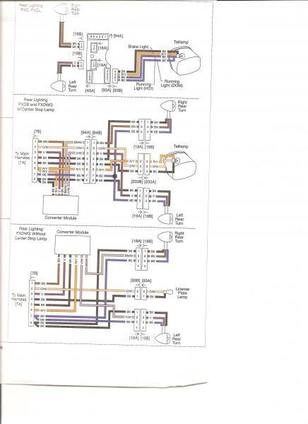 a street glide wiring diagram for 2012