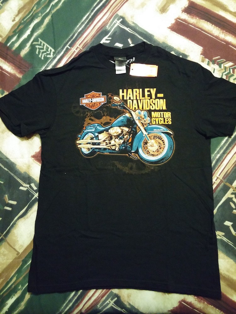 T Shirt Size L From Harley Of Taipei New Harley Davidson Forums