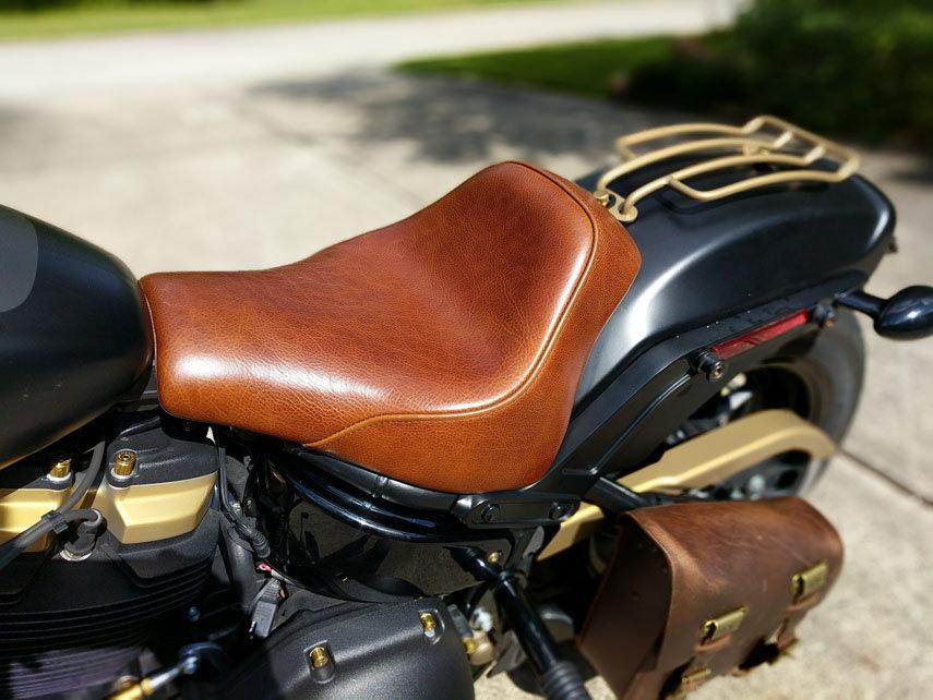 2018 Harley Davidson Breakout >> 2018 Fat Bob: Saddlemen Renegade Solo seat - Page 4 - Harley Davidson Forums