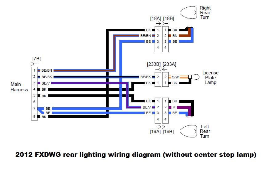 Dyna Models Wiring Diagram Links Index    Part 1