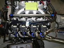 Rear Mount Turbo Trans Am