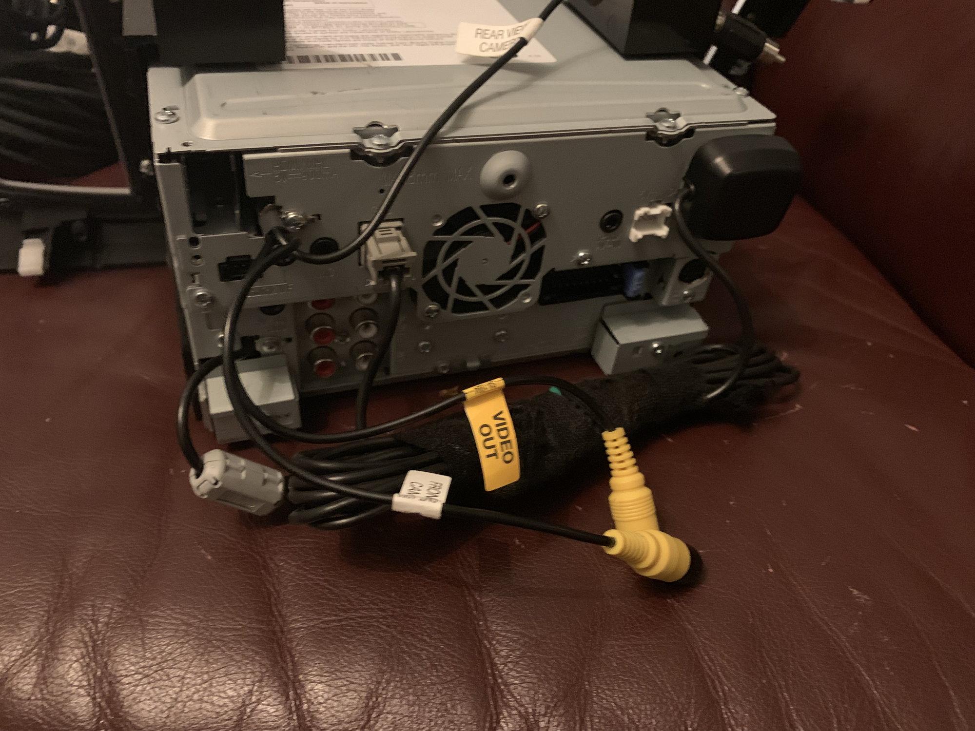 Gen 9 dbl din Kwood w/dash it/wire harnesses - Honda Accord ... Kenwood Ddx S Wiring Harness on kenwood ddx6019, kenwood power supply, kenwood instruction manual, kenwood wiring-diagram, kenwood remote control,