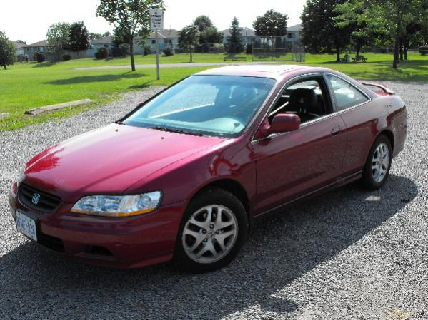 2001 Red Accord V6 Coupe For Sale Honda Accord Forum