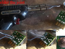 Main Relay Cold Joint Solder Fix