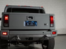 custom license plates and mount