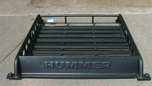 Roof Rack Hummer Forums Enthusiast Forum For Hummer Owners