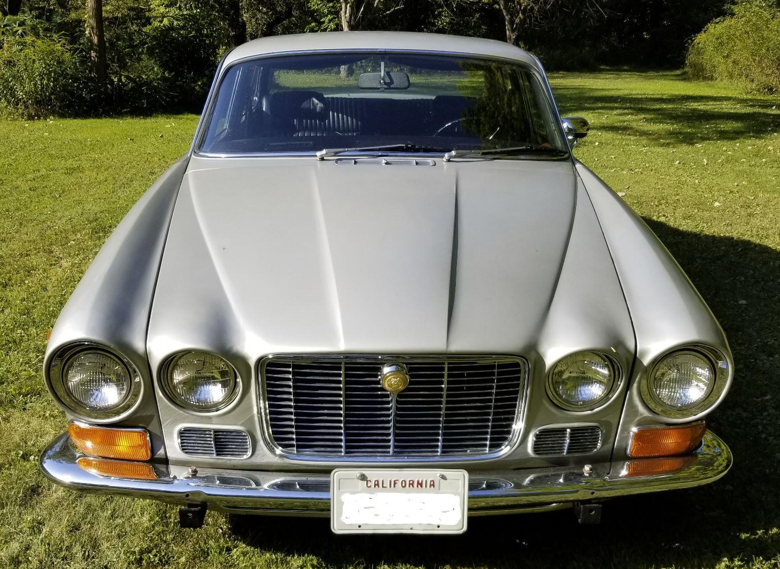 1973 Jaguar XJ-6 XJ6 All Original, Excellent overall - Jaguar Forums - Jaguar Enthusiasts Forum