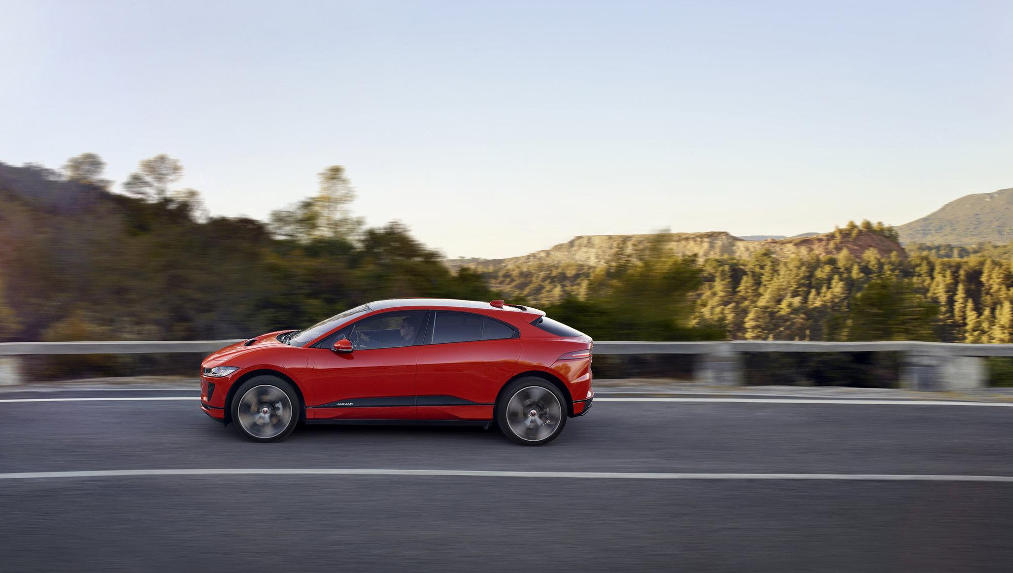 Official Details on Jaguar I-Pace - Jaguar Forums - Jaguar ...