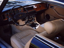 Have since switched to an XJS steering wheel.  Much nicer!