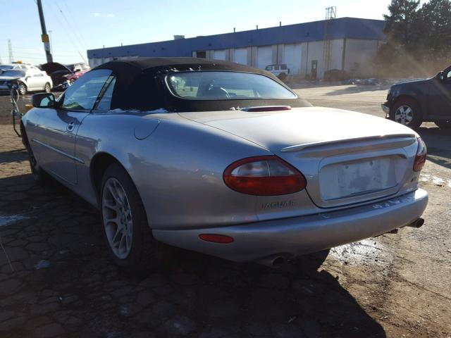 2000 XKR parting out