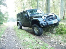 My JK Unlimited 2,8 CRD