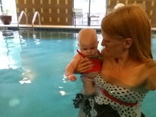 Loves Swimming :)