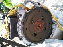 This is the flywheel i was told to use which is the u.s one